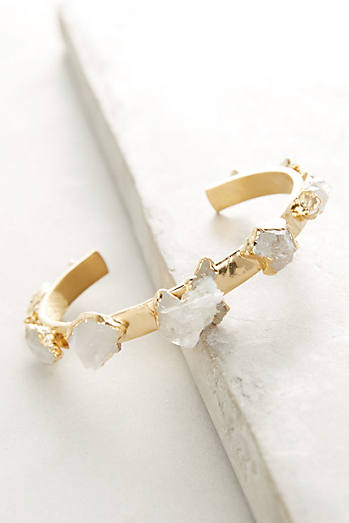 Quartz Narrow Cuff