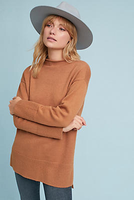 Slide View: 1: Saskia Oversized Pullover