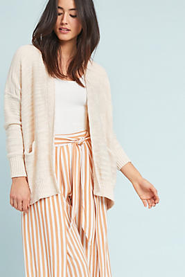 Slide View: 1: Donyale Chenille Cardigan