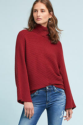 Slide View: 1: Tisbury Turtleneck Pullover