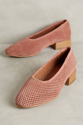 Jeffrey Campbell Luella Perforated Heels