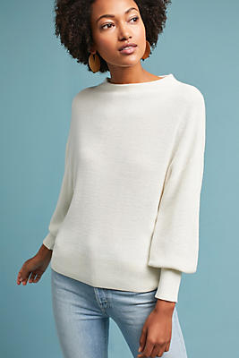 Slide View: 1: Michael Stars Dolman-Sleeved Pullover