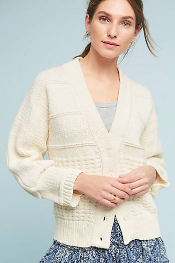 Salto Textured Cardigan