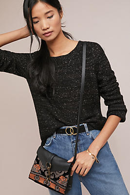 Slide View: 1: Metropolitan Shine Sweater