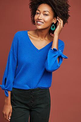 Freja Cashmere Sweater by Velvet By Graham & Spencer