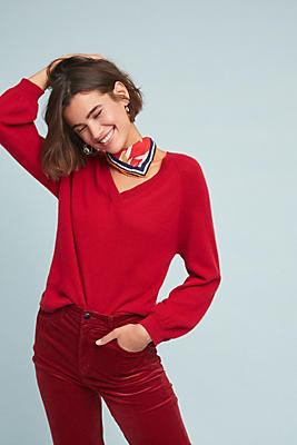 Karah Cashmere Sweater by Velvet By Graham & Spencer