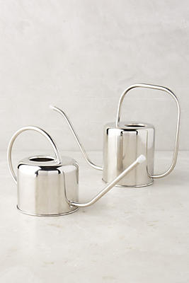 Polished Watering Can