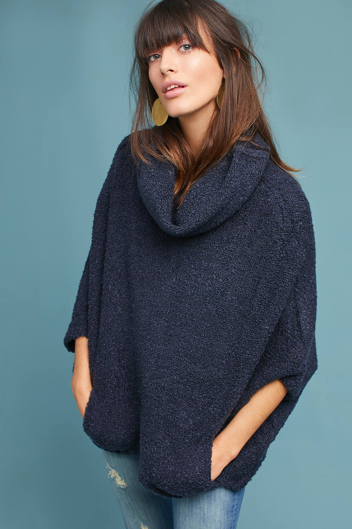 Fireside Dolman-Sleeved Pullover