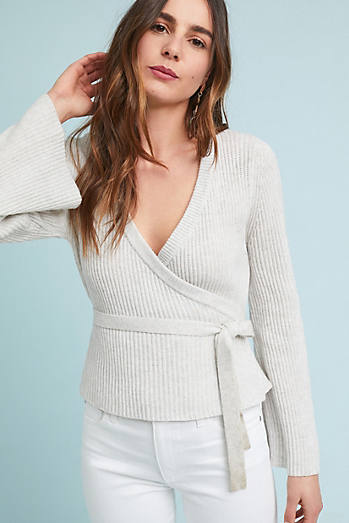 Andress Wrap Sweater