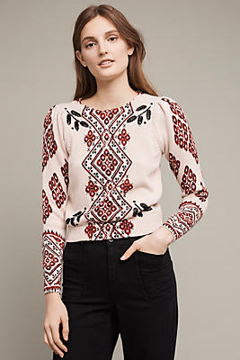 Slide View: 1: Jessamyn Sweater