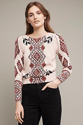 Slide View: 1: Jessamyn Sweater