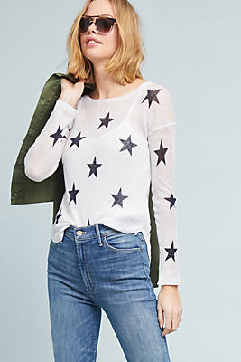 Slide View: 1: Rails Starry Sky Pullover