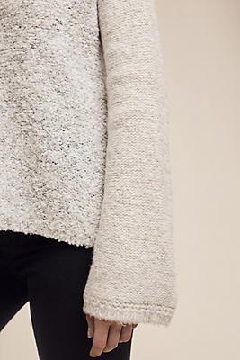 Matilde Bell-Sleeve Pullover