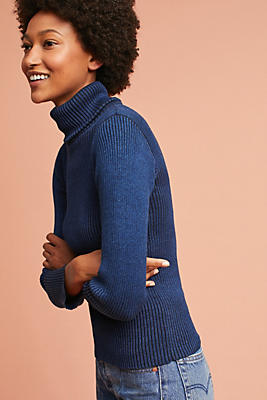 Slide View: 1: Toni Turtleneck Sweater