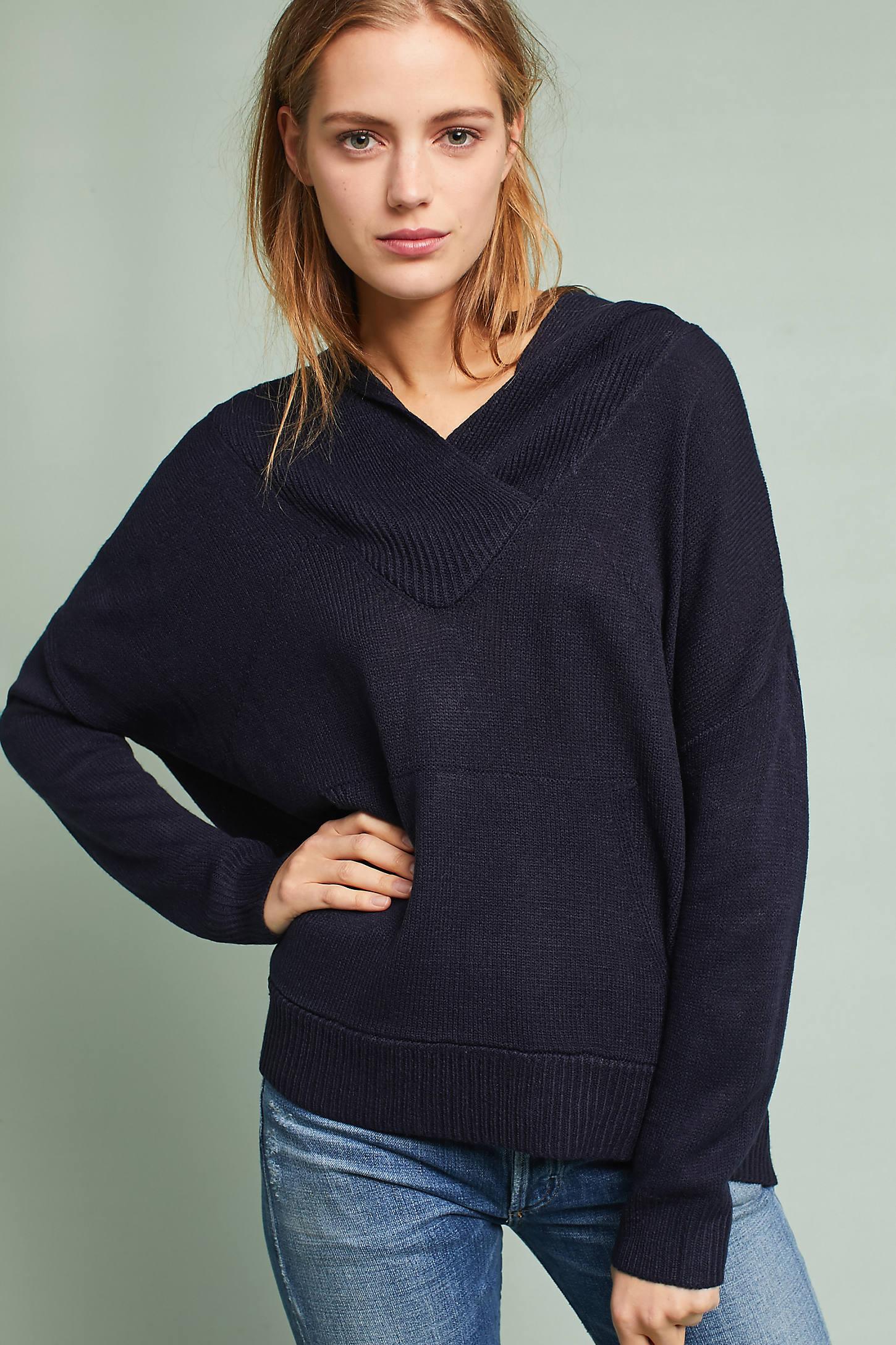 Bettie Oversized Hooded Sweater