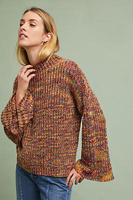 Slide View: 1: Tessie Stitched Pullover