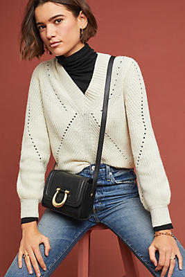 Slide View: 1: Perry Ribbed Sweater