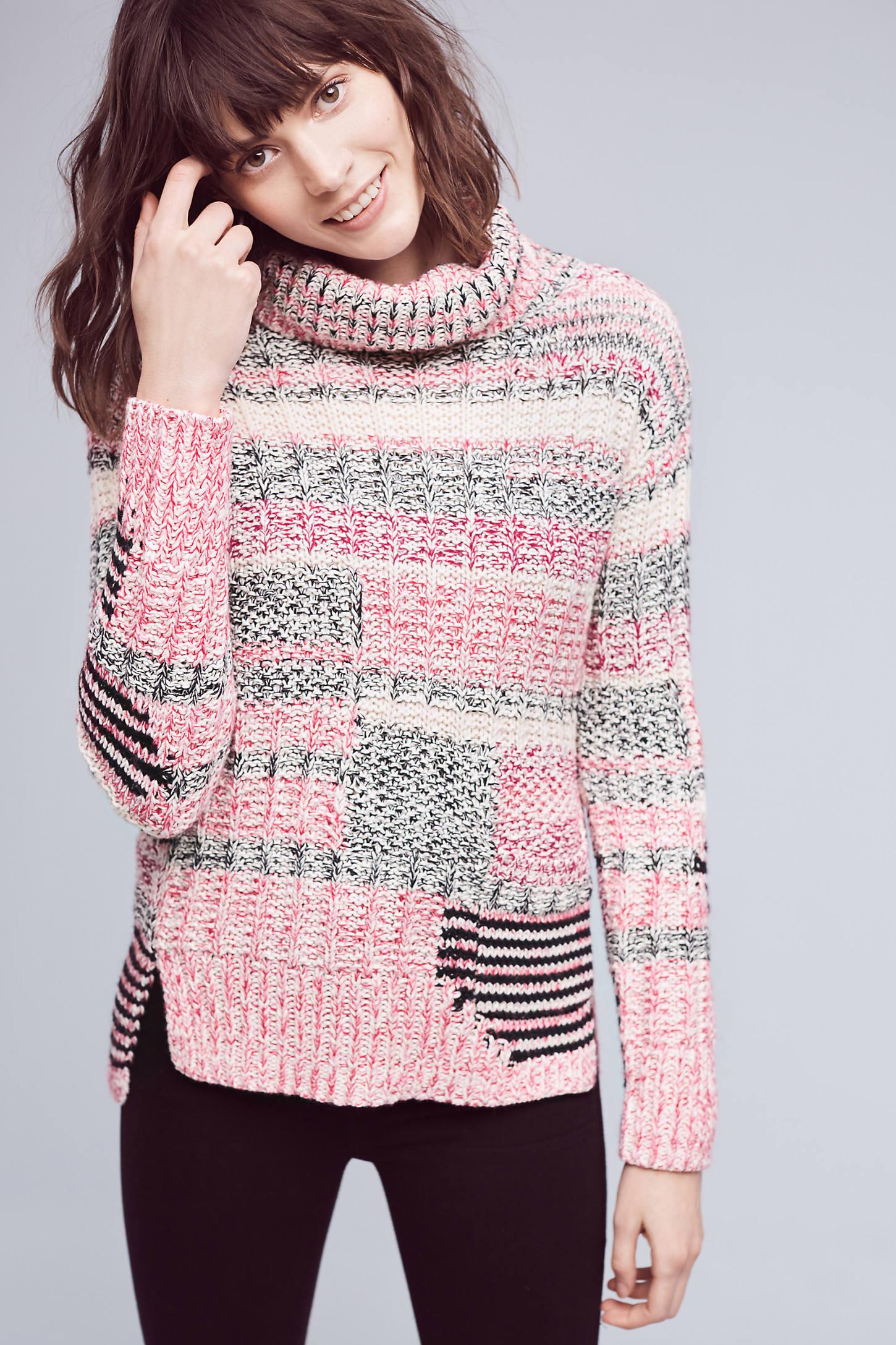 Alma Turtleneck Sweater