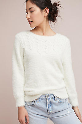 Slide View: 1: Aubade Pullover