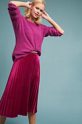 Slide View: 1: Lavinia Fleece Pullover