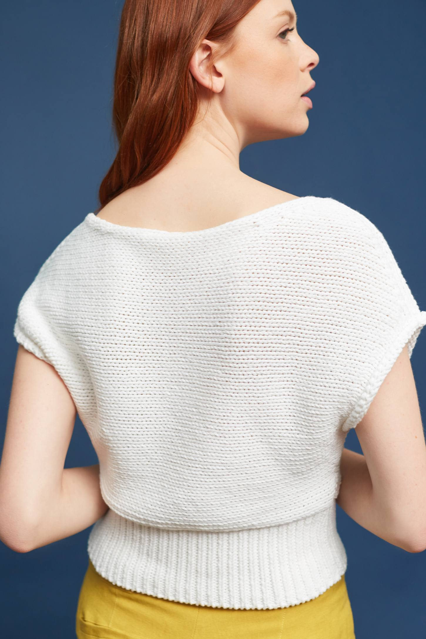 Slide View: 4: Cropped Riverwalk Pullover