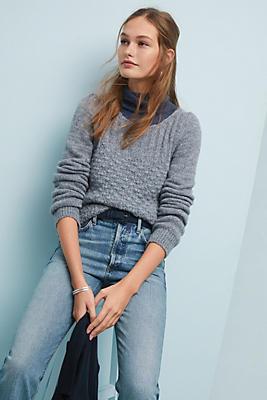 Slide View: 1: Kenai Textured Sweater