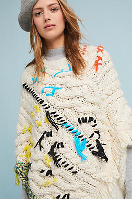 Slide View: 1: Adriana Hand-Knit Pullover