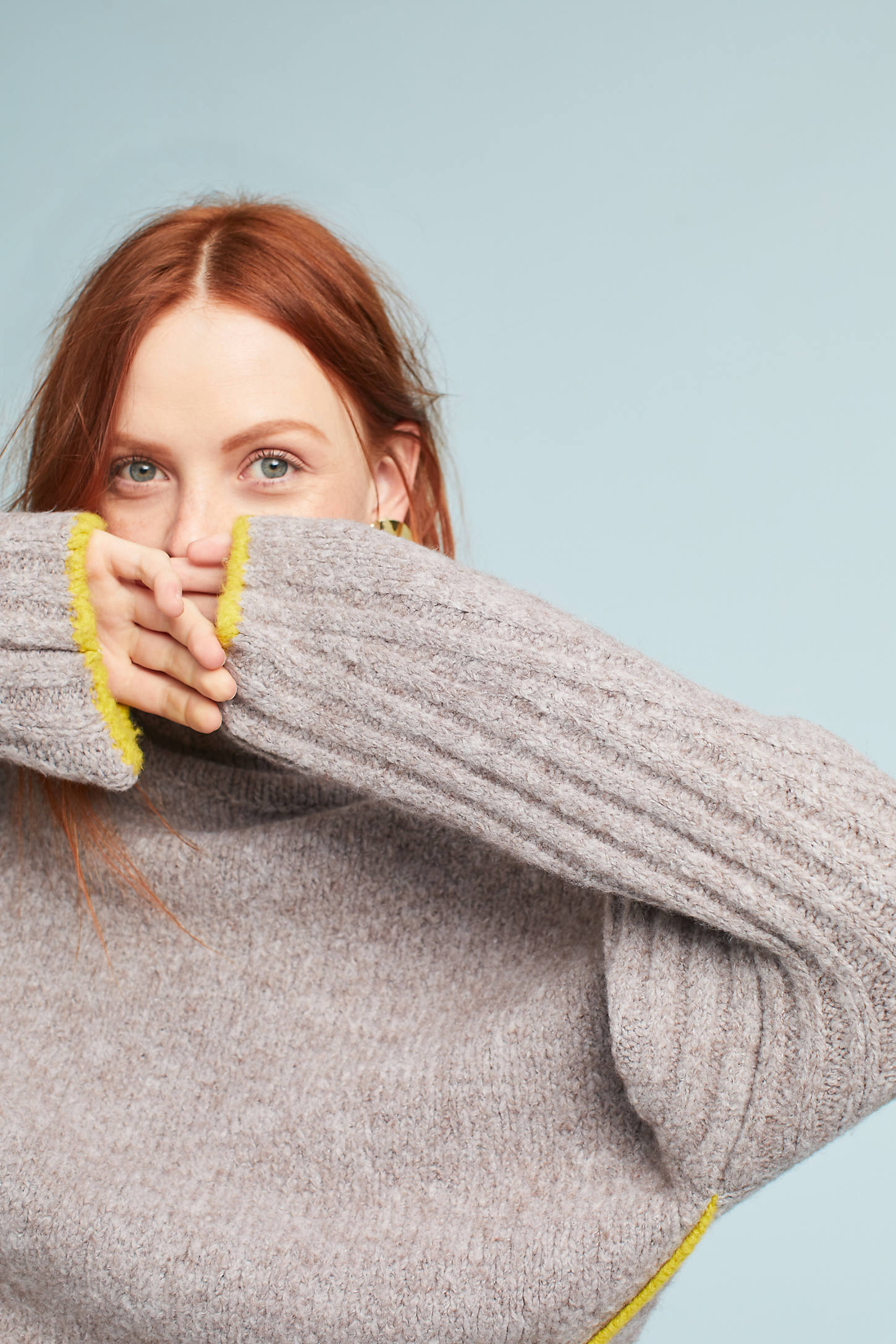Paloma Turtleneck Sweater