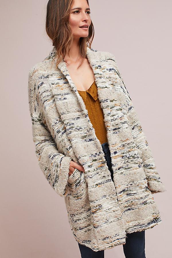Chloe Knit Cardigan, Neutral - Neutral Motif, Size M