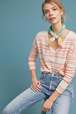 Slide View: 1: Arago Cashmere Sweater
