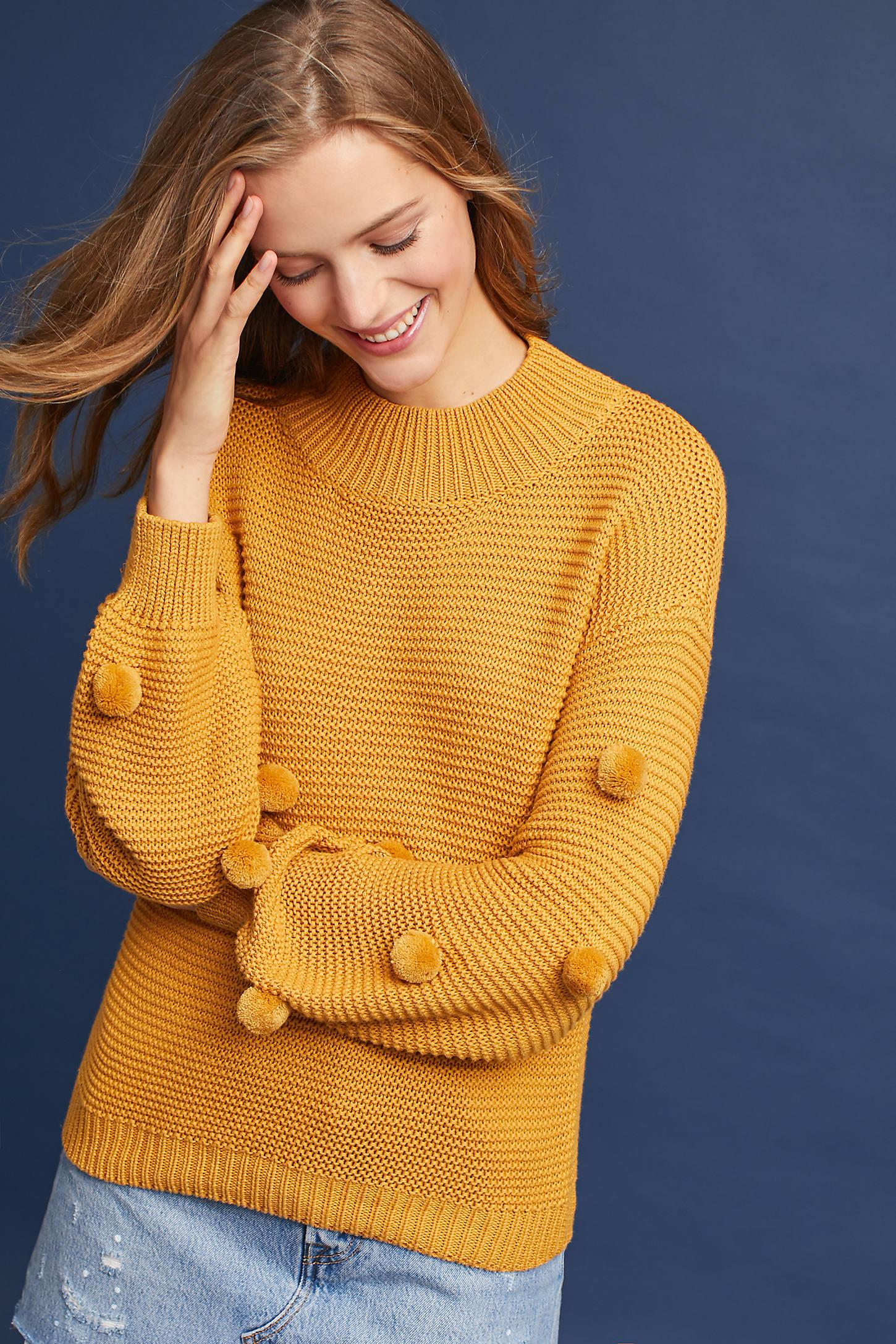 Pommed Pullover