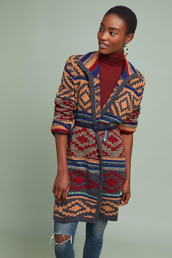 Slide View: 1: Mesa Sweater Coat