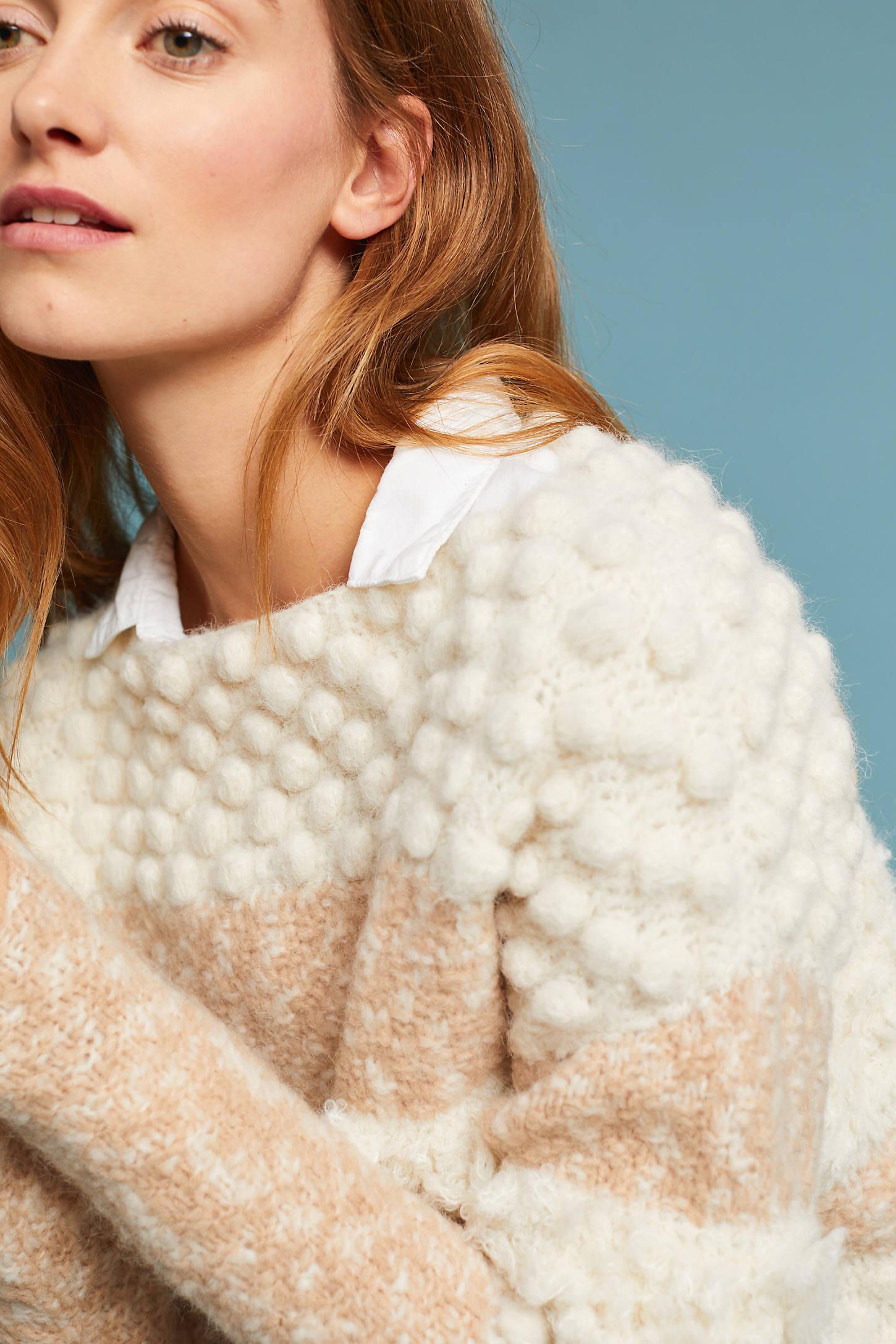 Hand-Knit Philiberto Pullover
