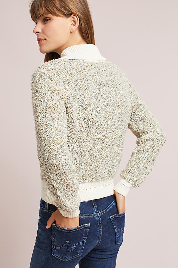 Kiruna Cropped Jumper | Anthropologie