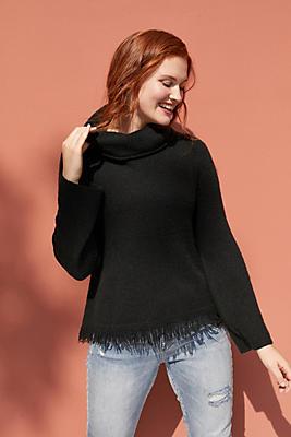 Slide View: 1: Aruna Turtleneck Sweater
