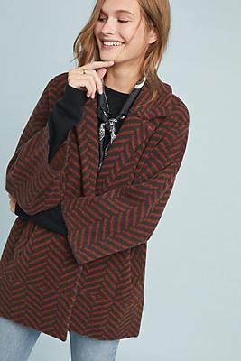 Slide View: 1: Paloma Sweater Jacket