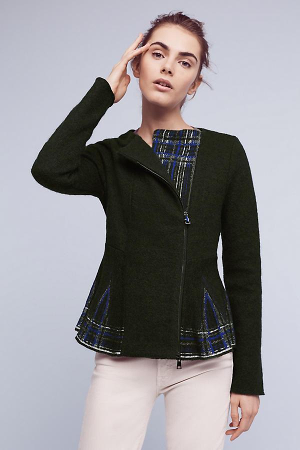 Lelia Peplum Jacket