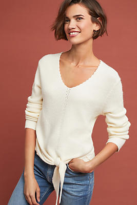 Slide View: 1: Freeport Ribbed Sweater