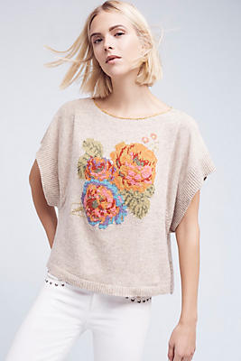 Bartella Blooms Top
