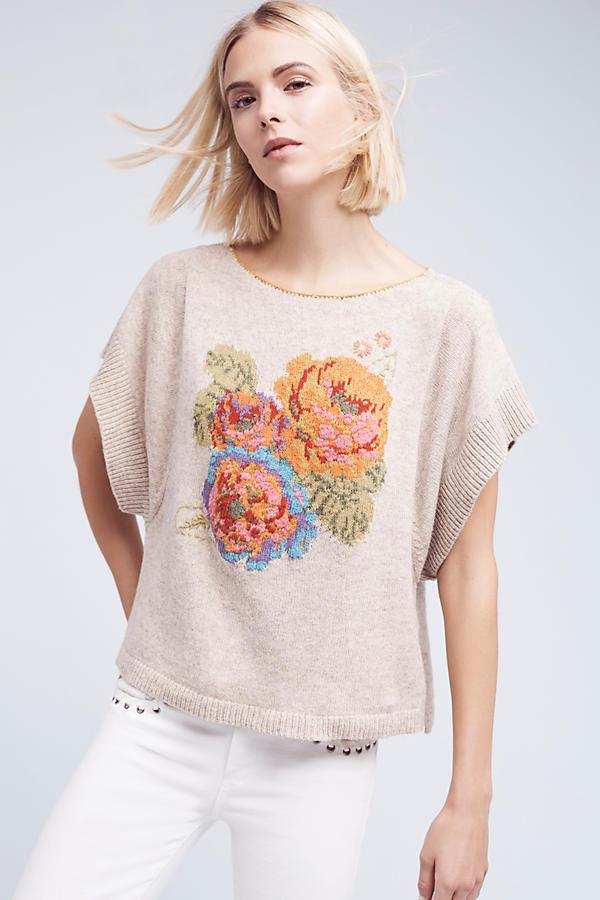 Bartella Blooms Top