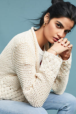 Slide View: 1: Beachside Knit Cardigan