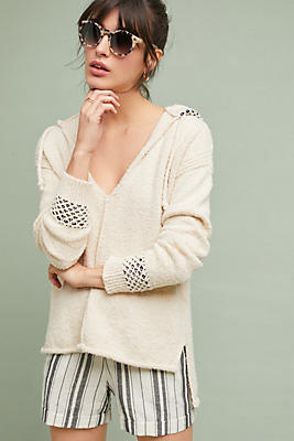 Slide View: 1: Beachbound Hooded Pullover