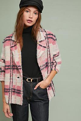 Slide View: 1: Aurelia Sweater Jacket