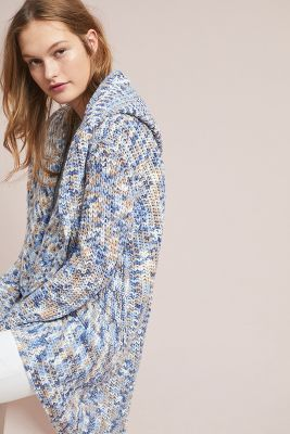 Ellsworth Marled Cardigan by Moth