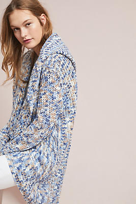 Slide View: 1: Ellsworth Marled Cardigan
