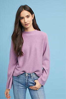 Slide View: 1: Cashmere Pullover