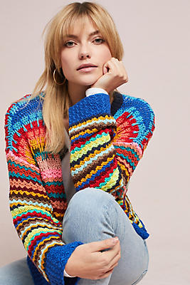Slide View: 1: Betty Knit Cardigan