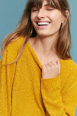 Slide View: 1: Chenille Pullover