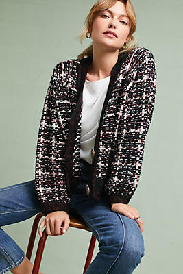 Slide View: 1: Carla Cozy Cardigan