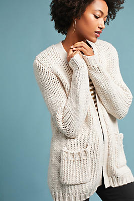 Slide View: 1: Storm Knit Cardigan
